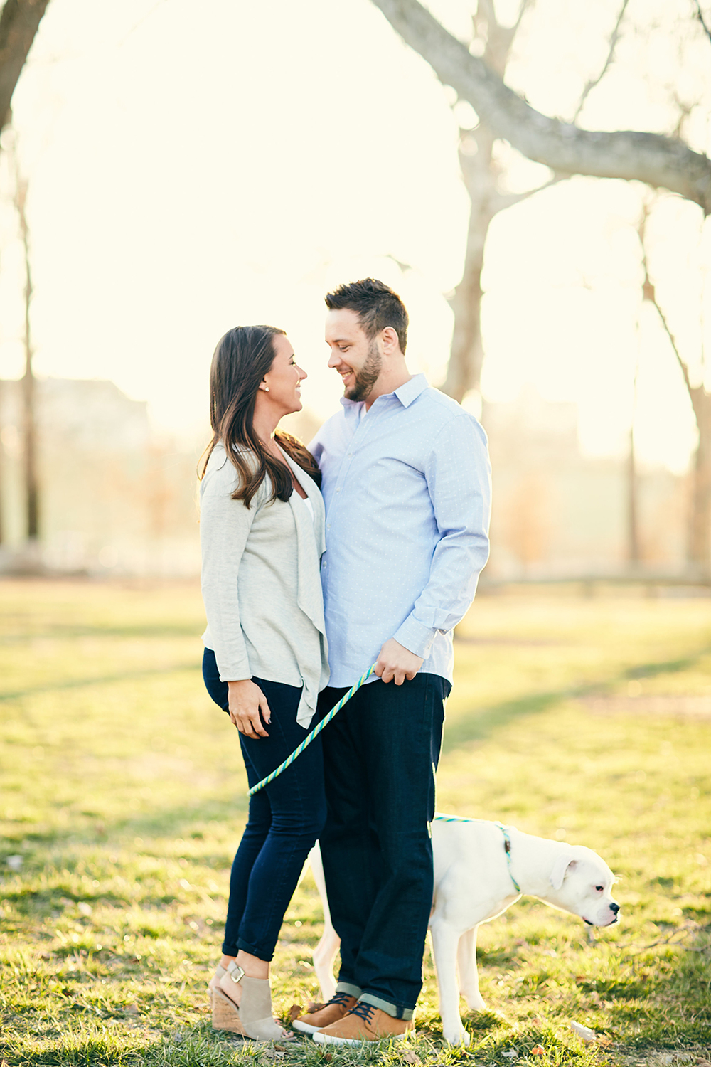 Downtown Washington Avenue Forest Park Engagement Session by St Louis Wedding Photographers Oldani Photography 23.jpg