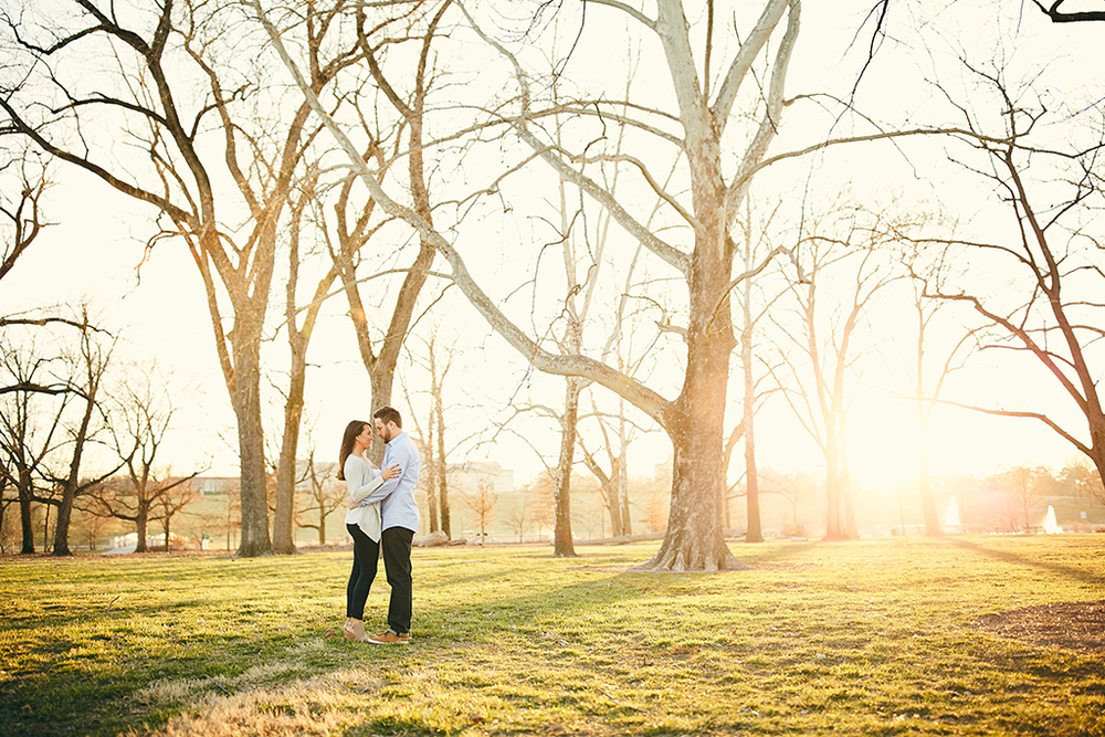 Downtown Washington Avenue Forest Park Engagement Session by St Louis Wedding Photographers Oldani Photography 27.jpg