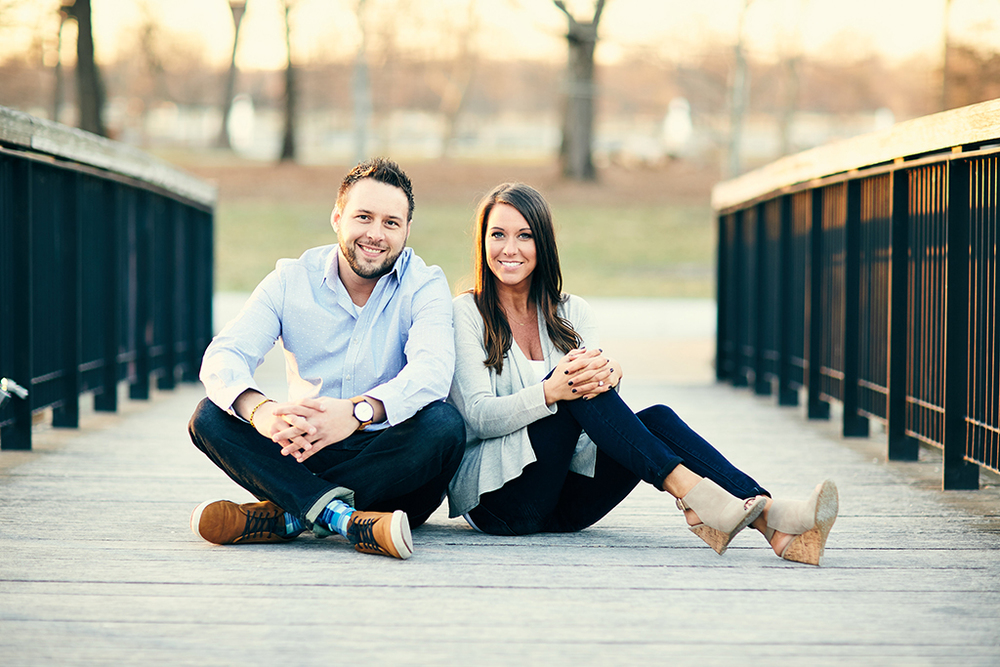 Downtown Washington Avenue Forest Park Engagement Session by St Louis Wedding Photographers Oldani Photography 31.jpg