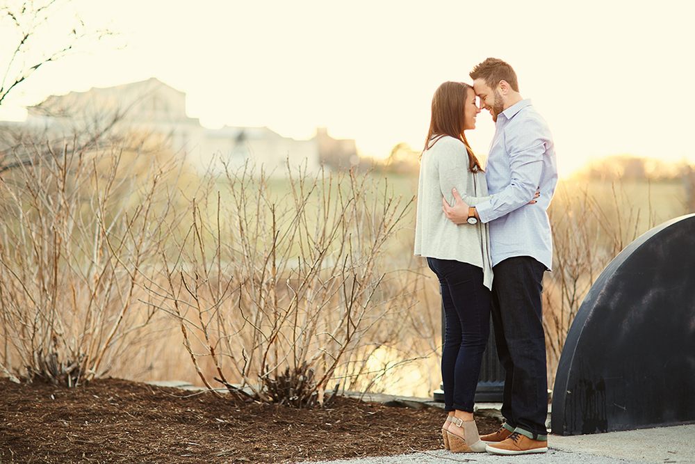 Downtown Washington Avenue Forest Park Engagement Session by St Louis Wedding Photographers Oldani Photography 34.jpg