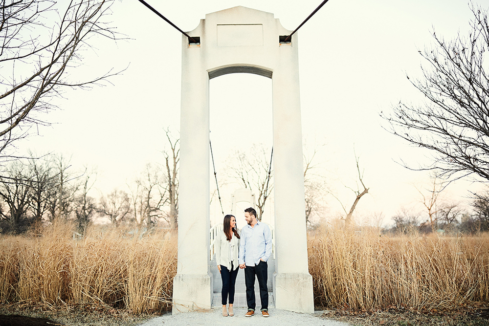 Downtown Washington Avenue Forest Park Engagement Session by St Louis Wedding Photographers Oldani Photography 43.jpg