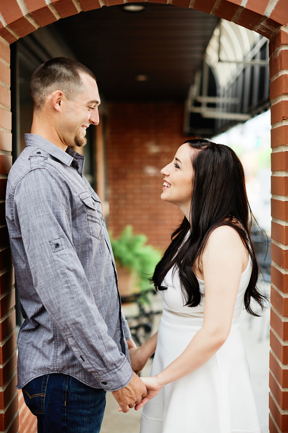 OFallon St Charles County Engagement Session in St Charles County by Oldani Photography St. Louis Wedding Photographers