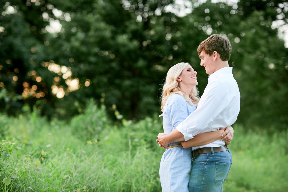 Forest Park Engagement Photos by Oldani Photography St Louis Wedding Photographers