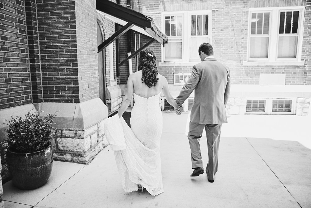 St Cecilia Wedding and NEO Reception by Oldani Photography St Louis Wedding Photographers