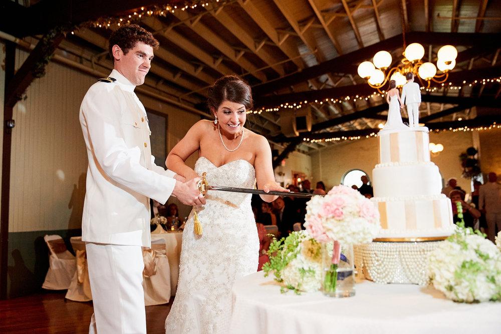 St Francis Xavier College Church Wedding and Lemp Grand Hall Reception by Oldani Photography St Louis Wedding Photographers79.jpg