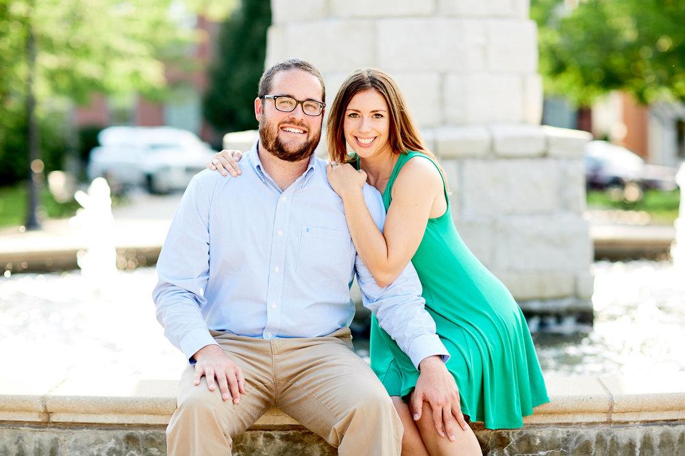 Lafayette Park Engagement Session by Oldani Photography St. Louis Wedding Photographers