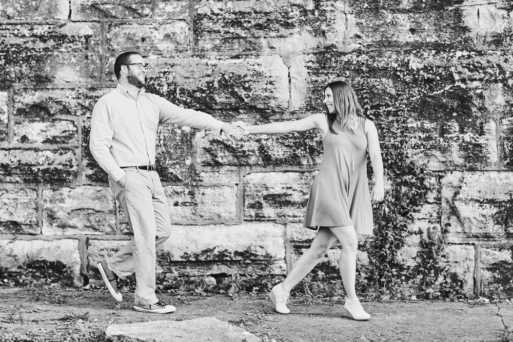 Lafayette Park Engagement Session by Oldani Photography St. Louis Wedding PhotographersLafayette Park Engagement Session by Oldani Photography St. Louis Wedding Photographers