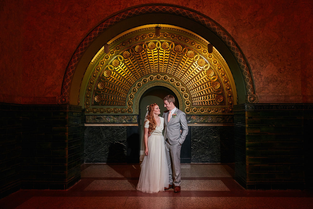 Saint Gabriel The Archangel Wedding and Union Station Reception by Oldani Photography St Louis Wedding Photographers69.jpg
