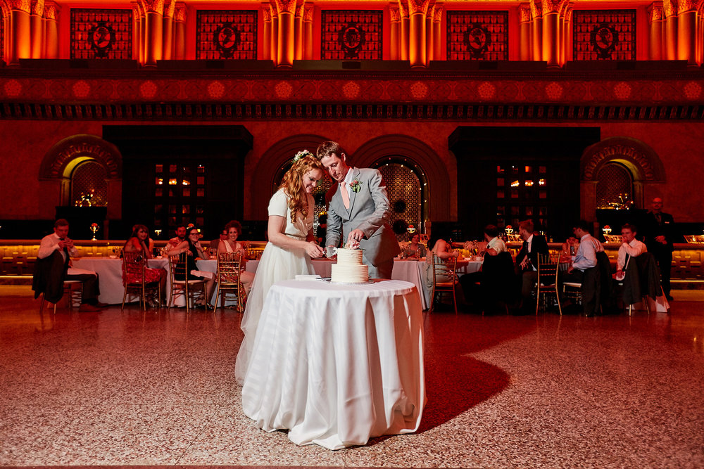 Saint Gabriel The Archangel Wedding and Union Station Reception by Oldani Photography St Louis Wedding Photographers75.jpg