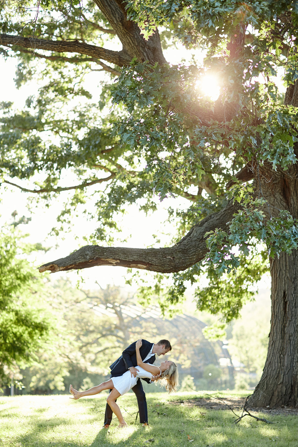 Forest Park Engagement Session by St Louis Wedding Photographers Oldani Photography 27.jpg