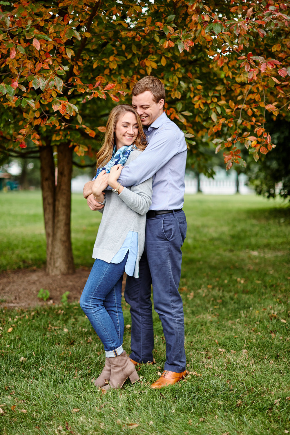 Science Center in Forest Park Engagement Session by St Louis Wedding Photographers Oldani Photography 14.jpg