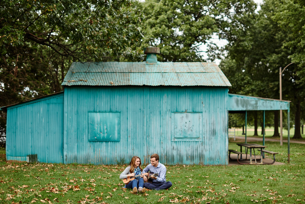 Science Center in Forest Park Engagement Session by St Louis Wedding Photographers Oldani Photography 23.jpg