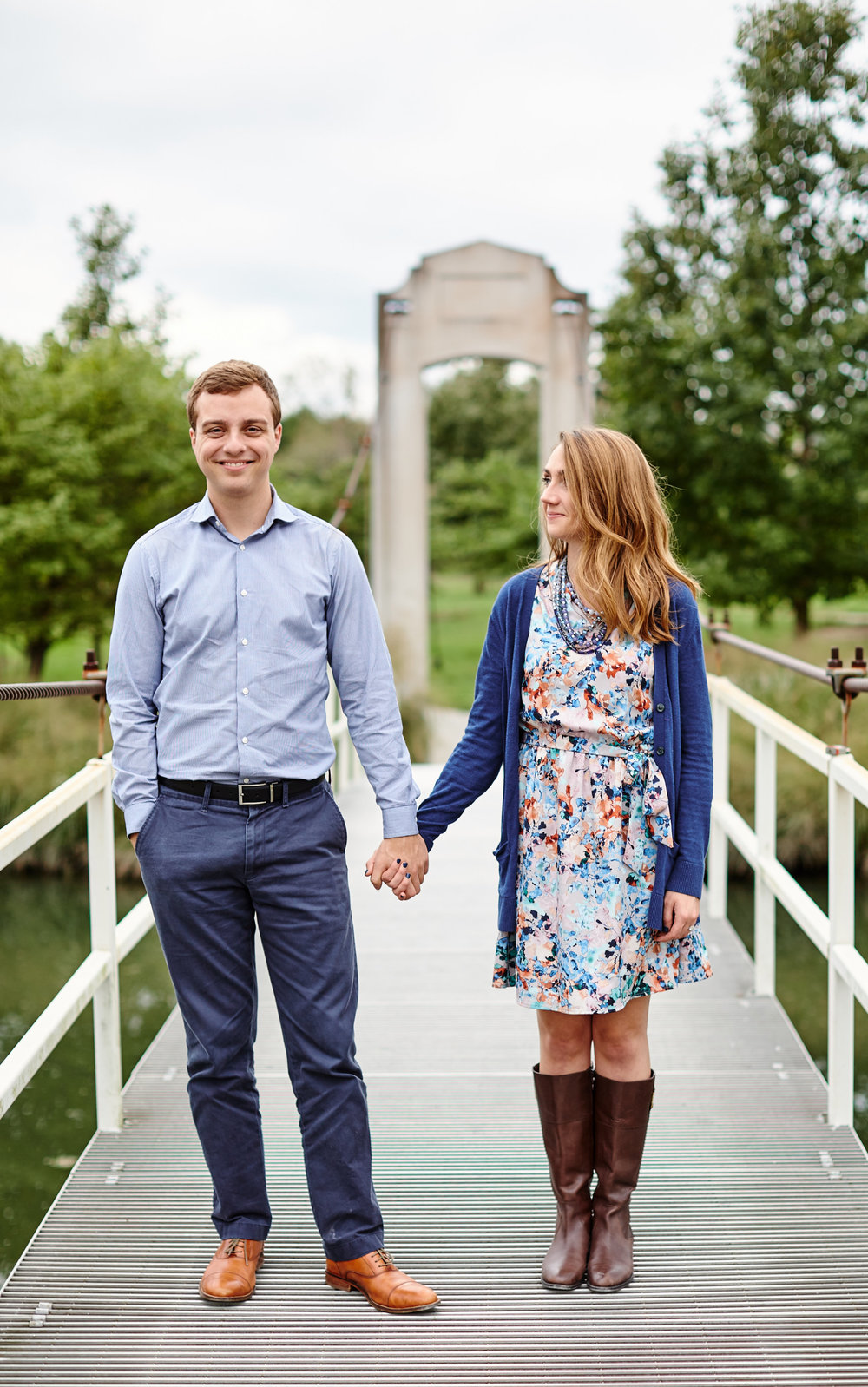 Science Center in Forest Park Engagement Session by St Louis Wedding Photographers Oldani Photography 42.jpg