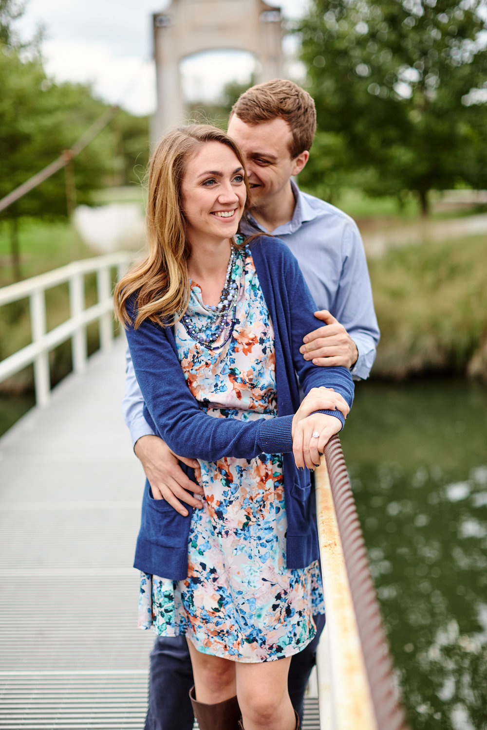 Science Center in Forest Park Engagement Session by St Louis Wedding Photographers Oldani Photography 43.jpg