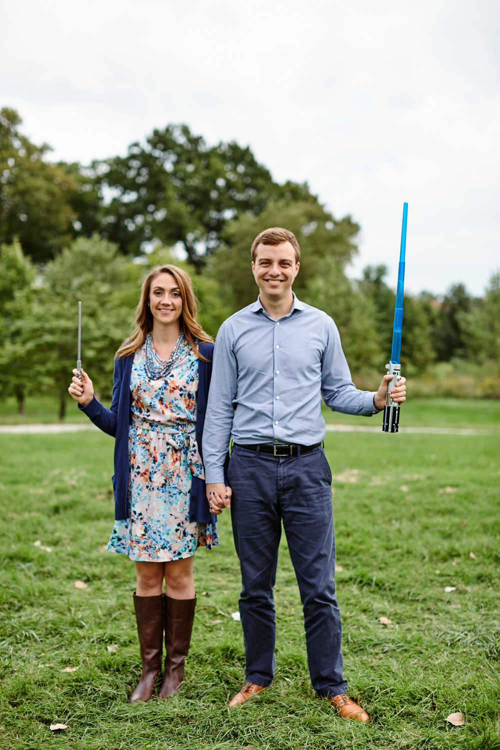 Science Center in Forest Park Engagement Session by St Louis Wedding Photographers Oldani Photography 48.jpg