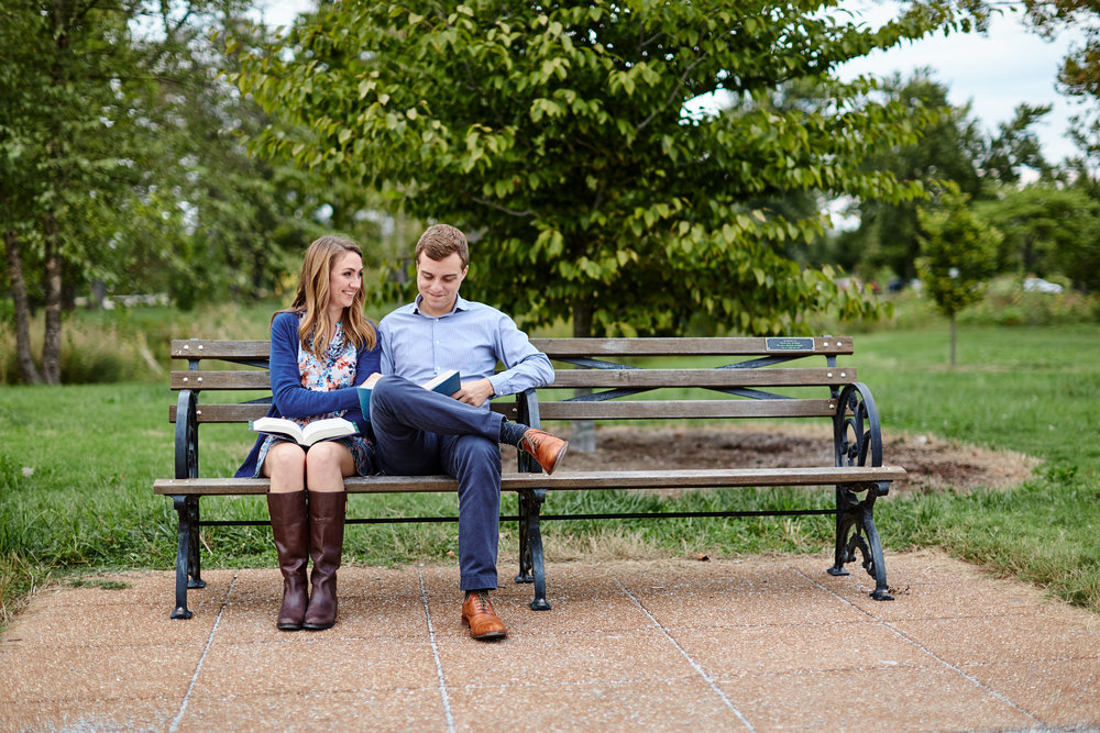 Science Center in Forest Park Engagement Session by St Louis Wedding Photographers Oldani Photography 60.jpg