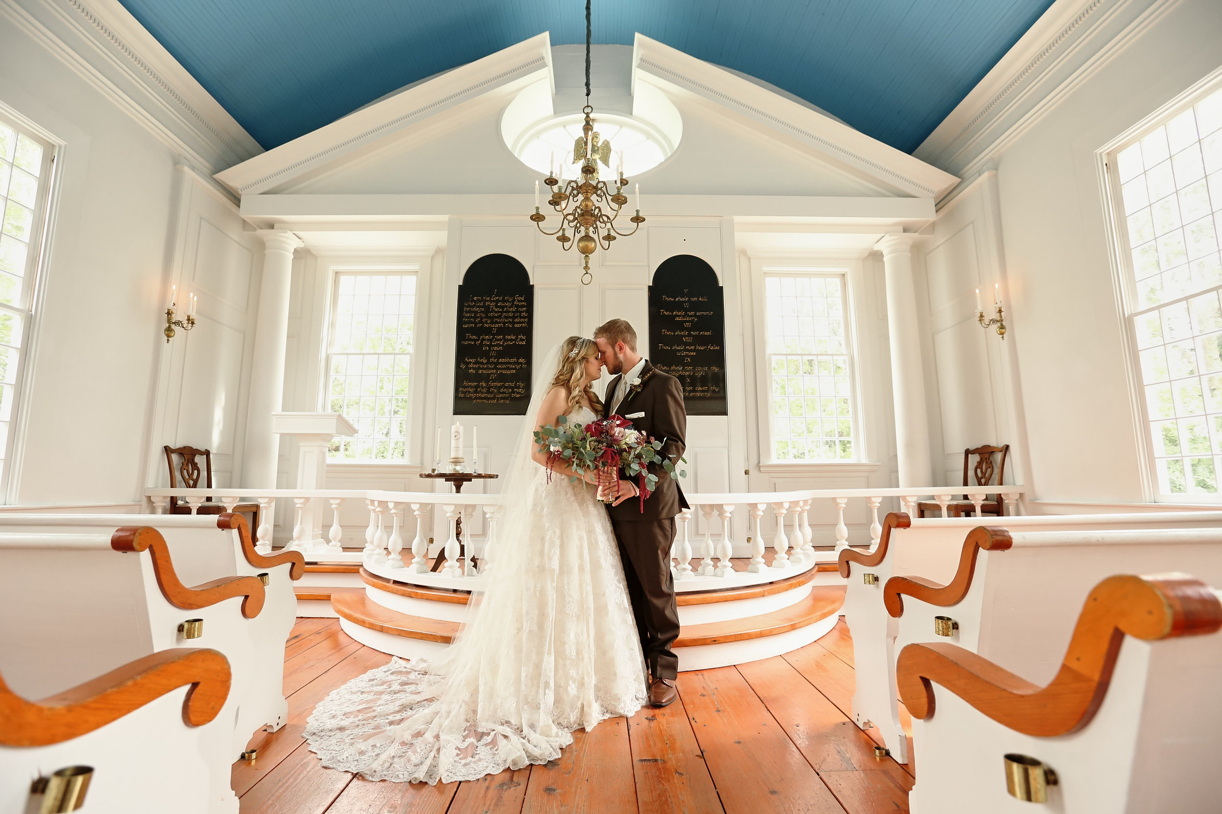 Oct 16 2016 Wedding Daniel Boone Home Peace Chapel Cedar Lake Cellars Winery St Charles Defiance Fall Nichole Oldani