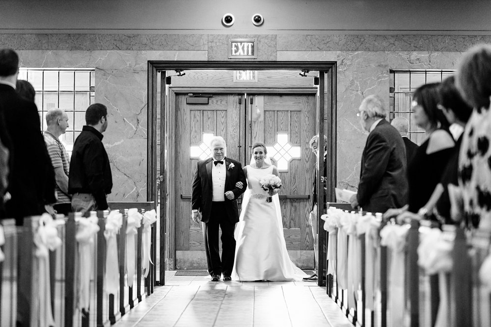 St Gabriel the Archangel Catholic Church and Franklin Room Reception and Wedding Photos by St Louis Wedding Photographers Oldani Photography 50.jpg