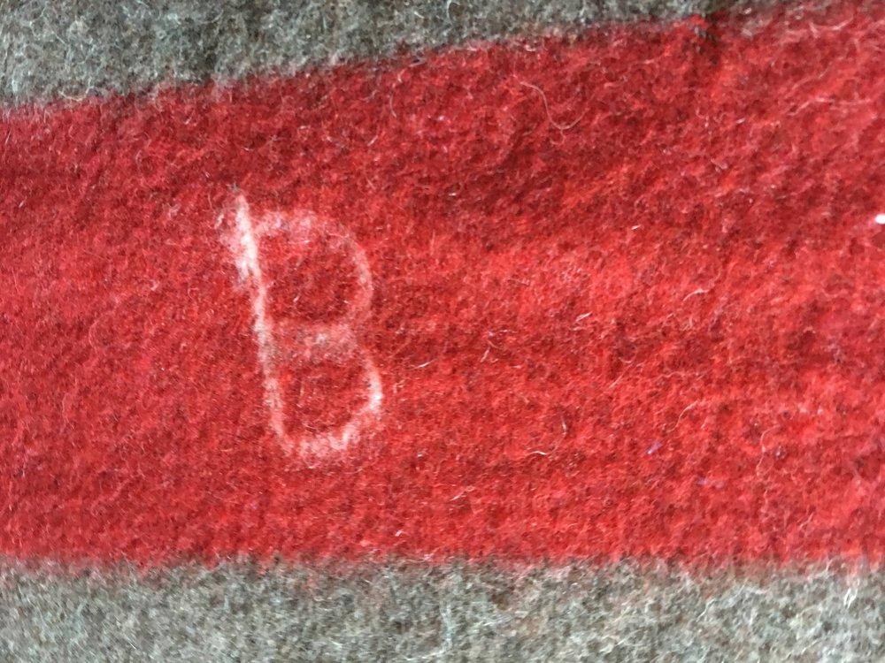 B back