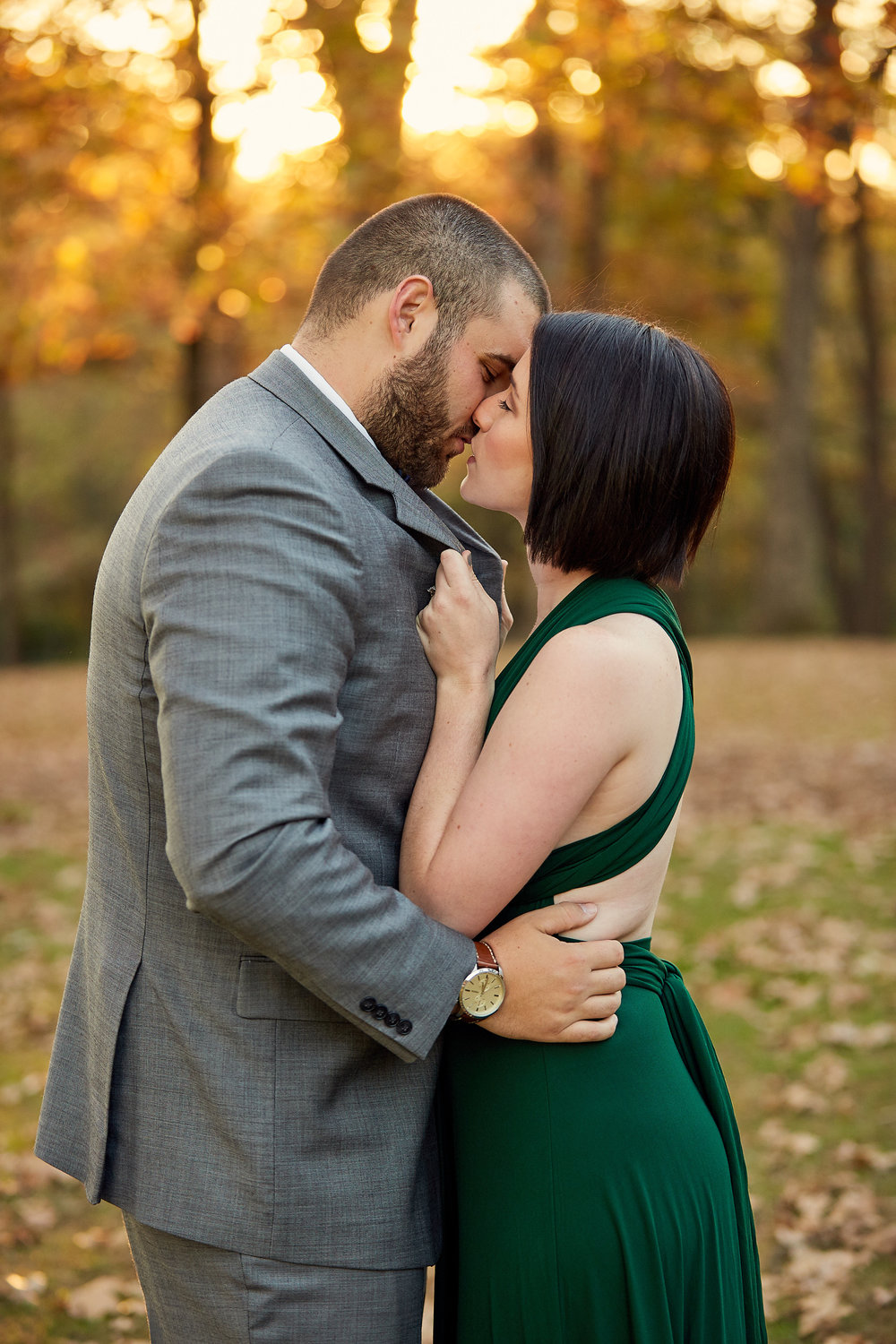 Kirkwood Engagement Session Photos by St Louis Wedding Photographer Oldani Photograpy