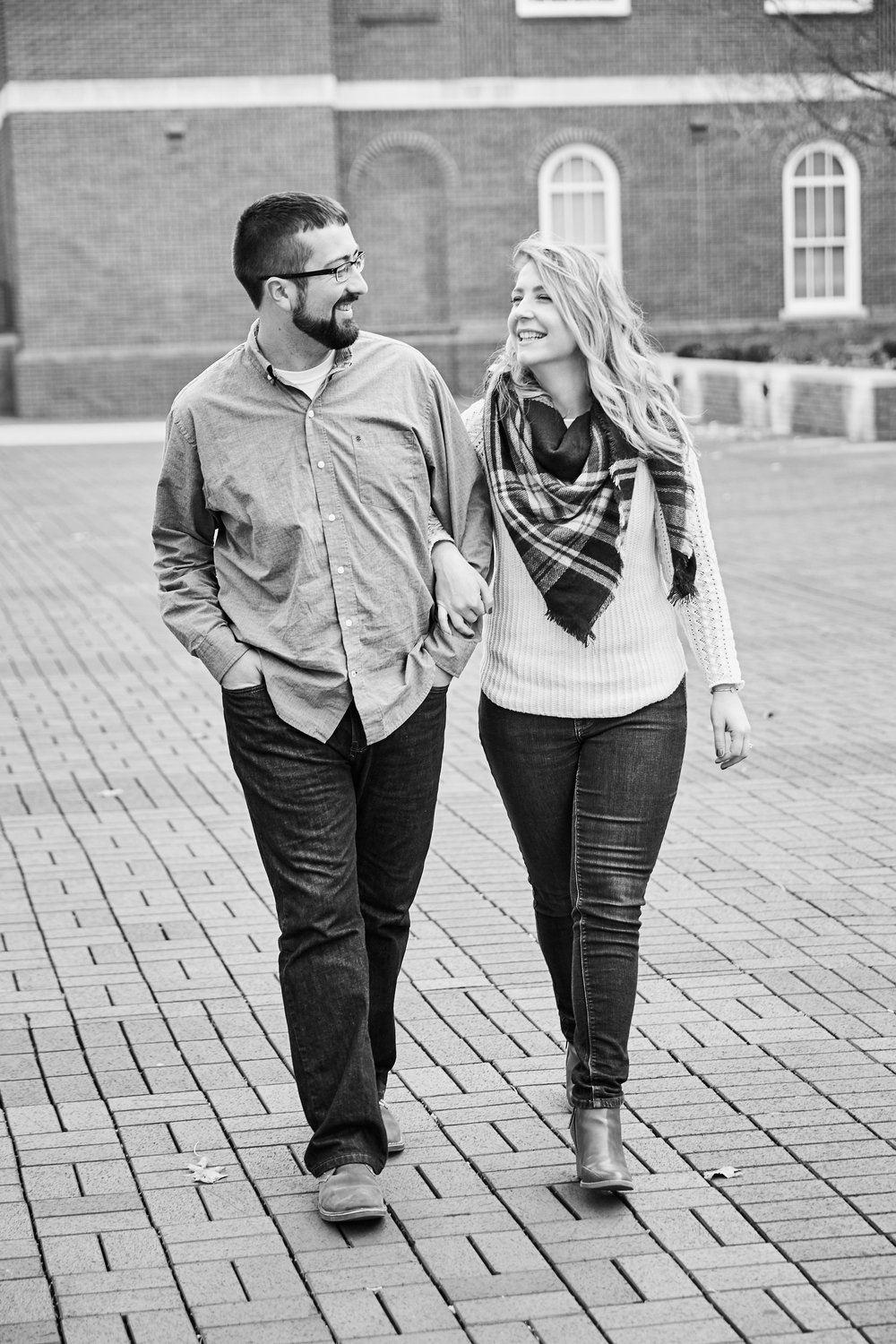University of Kentucky Lexington Campus Alumni Engagement Photos by St Louis Wedding Photographers Oldani Photography 0 01.jpg