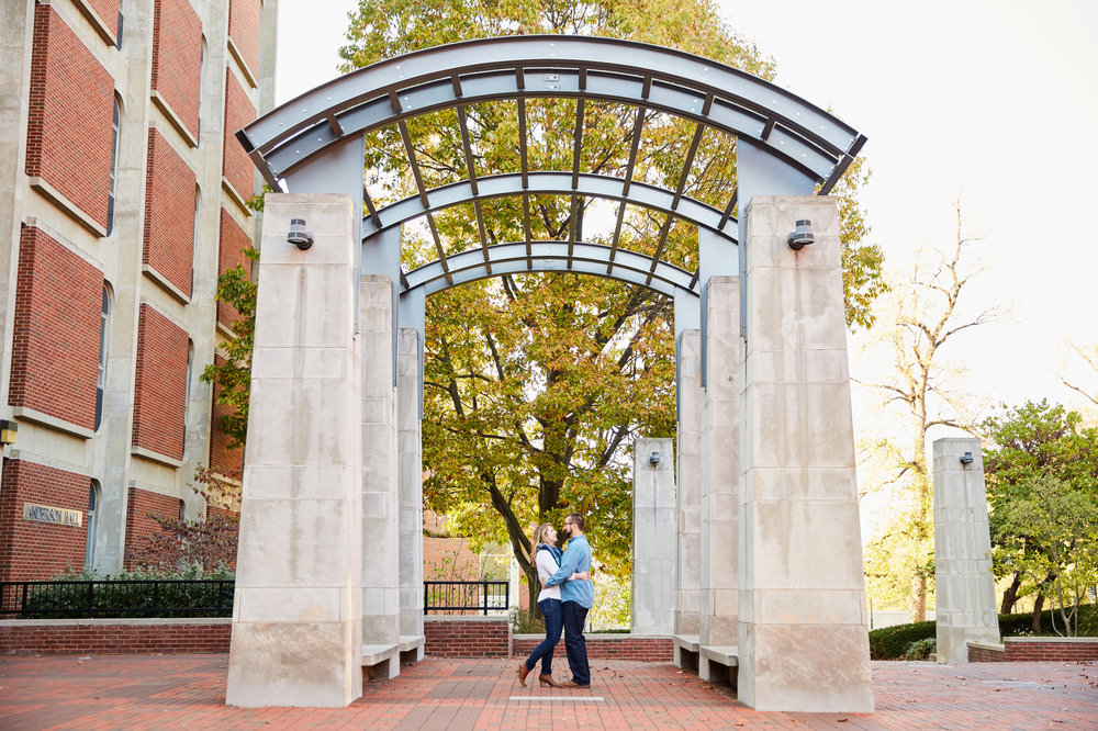 University of Kentucky Lexington Campus Alumni Engagement Photos by St Louis Wedding Photographers Oldani Photography 0 03.jpg