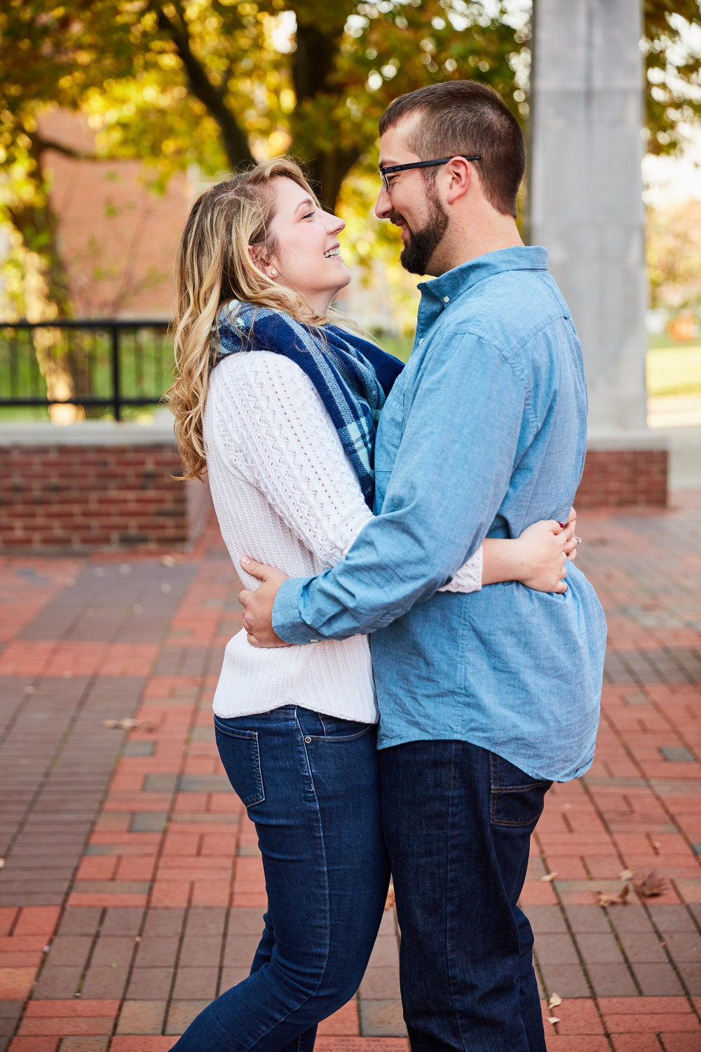University of Kentucky Lexington Campus Alumni Engagement Photos by St Louis Wedding Photographers Oldani Photography 0 04.jpg