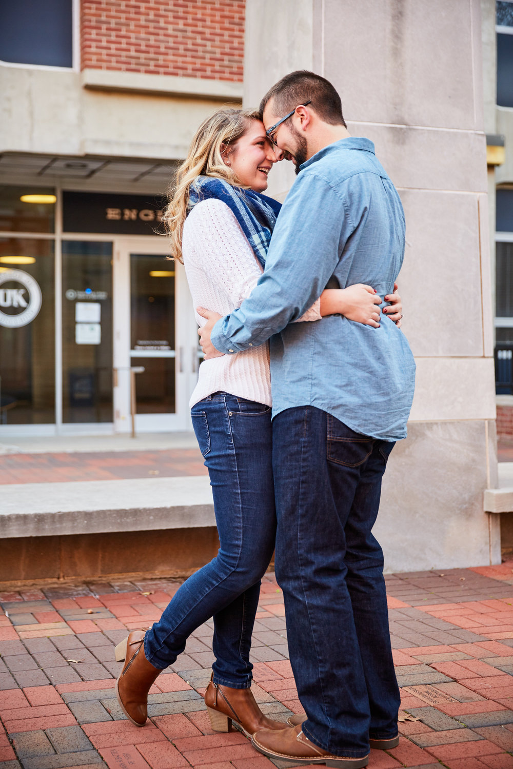 University of Kentucky Lexington Campus Alumni Engagement Photos by St Louis Wedding Photographers Oldani Photography 0 05.jpg