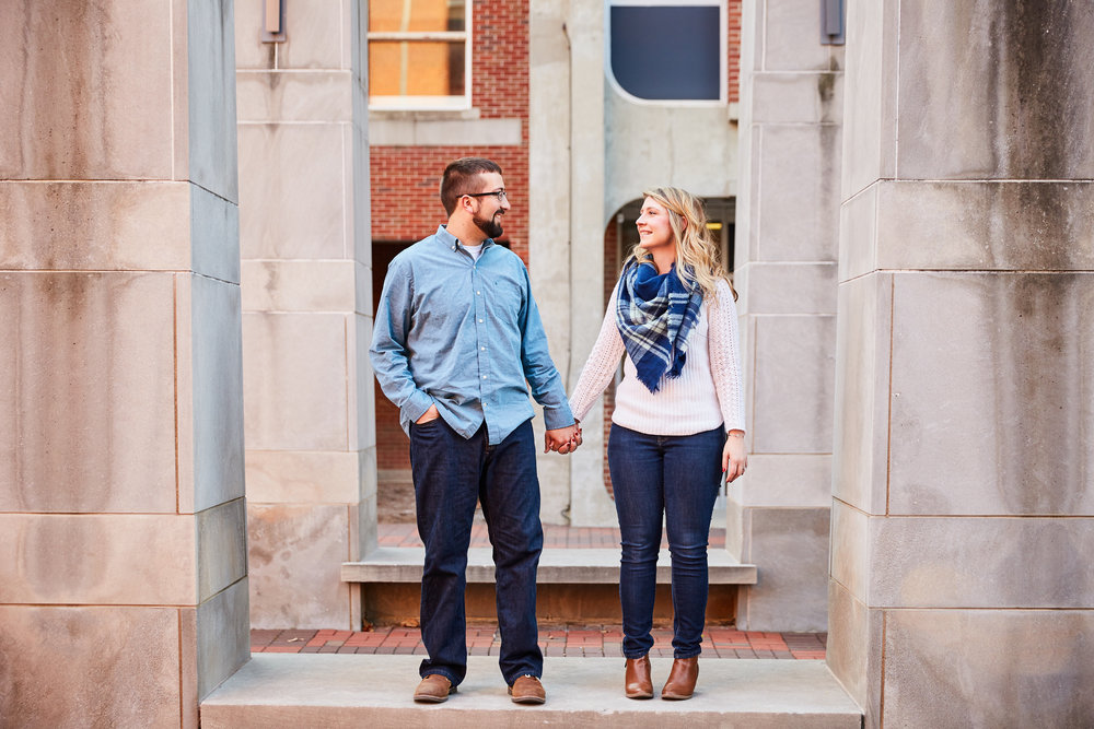 University of Kentucky Lexington Campus Alumni Engagement Photos by St Louis Wedding Photographers Oldani Photography 0 07.jpg