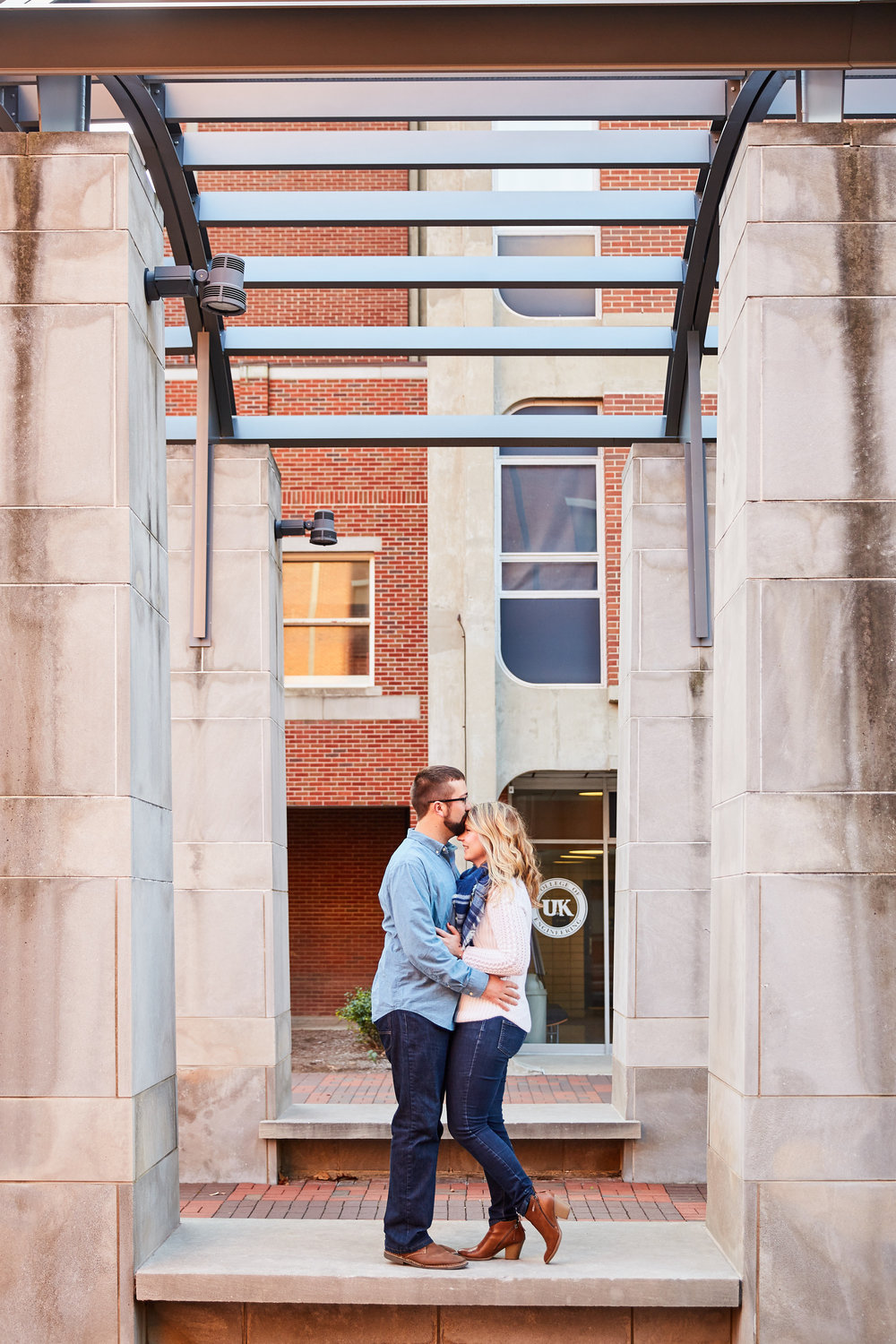 University of Kentucky Lexington Campus Alumni Engagement Photos by St Louis Wedding Photographers Oldani Photography 0 08.jpg