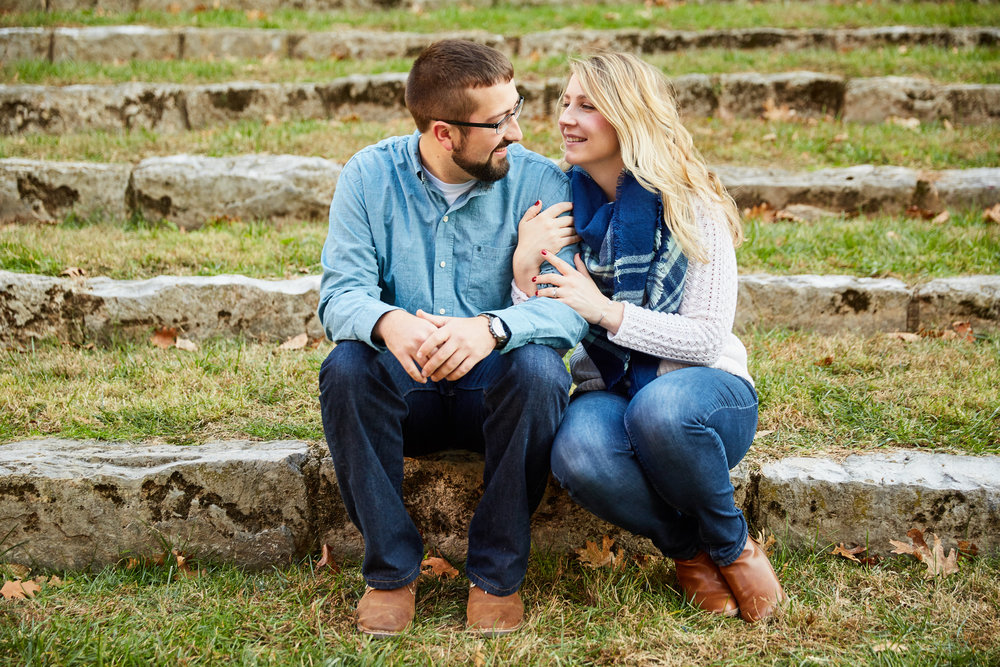 University of Kentucky Lexington Campus Alumni Engagement Photos by St Louis Wedding Photographers Oldani Photography 0 018.jpg
