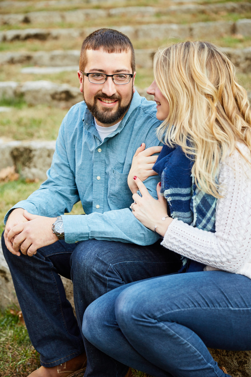 University of Kentucky Lexington Campus Alumni Engagement Photos by St Louis Wedding Photographers Oldani Photography 0 021.jpg