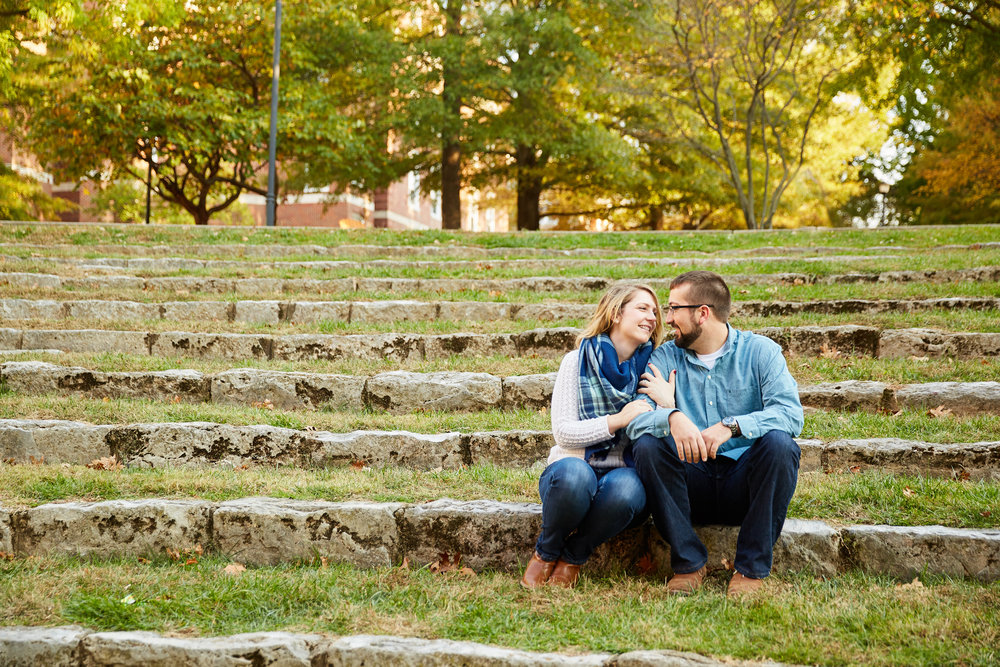 University of Kentucky Lexington Campus Alumni Engagement Photos by St Louis Wedding Photographers Oldani Photography 0 026.jpg
