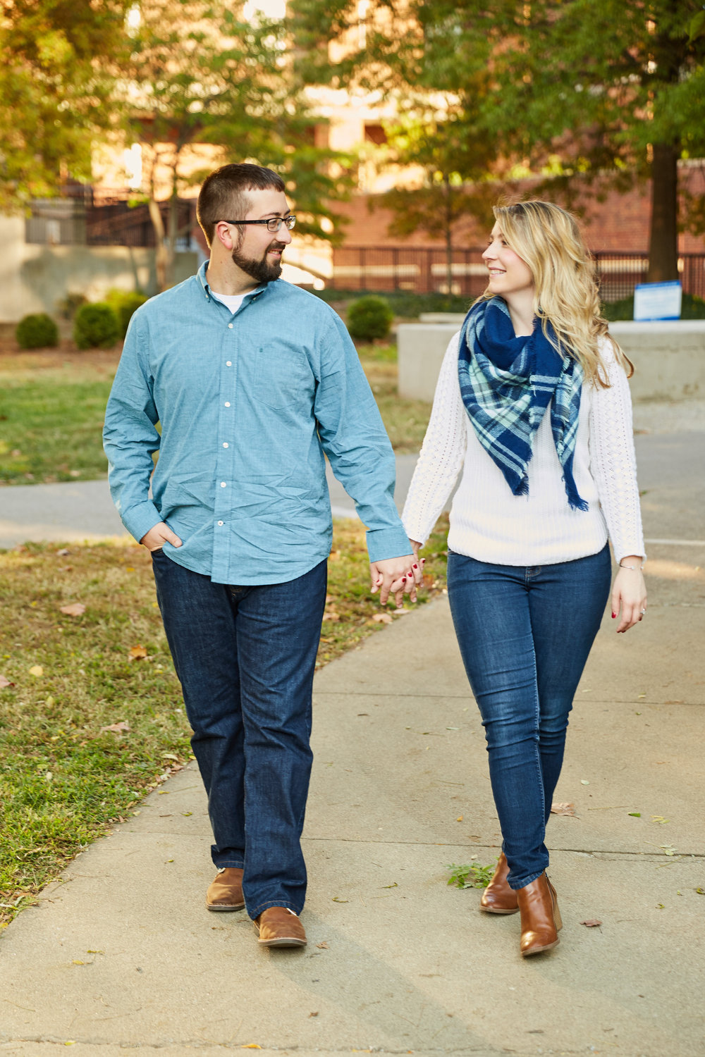 University of Kentucky Lexington Campus Alumni Engagement Photos by St Louis Wedding Photographers Oldani Photography 0 030.jpg