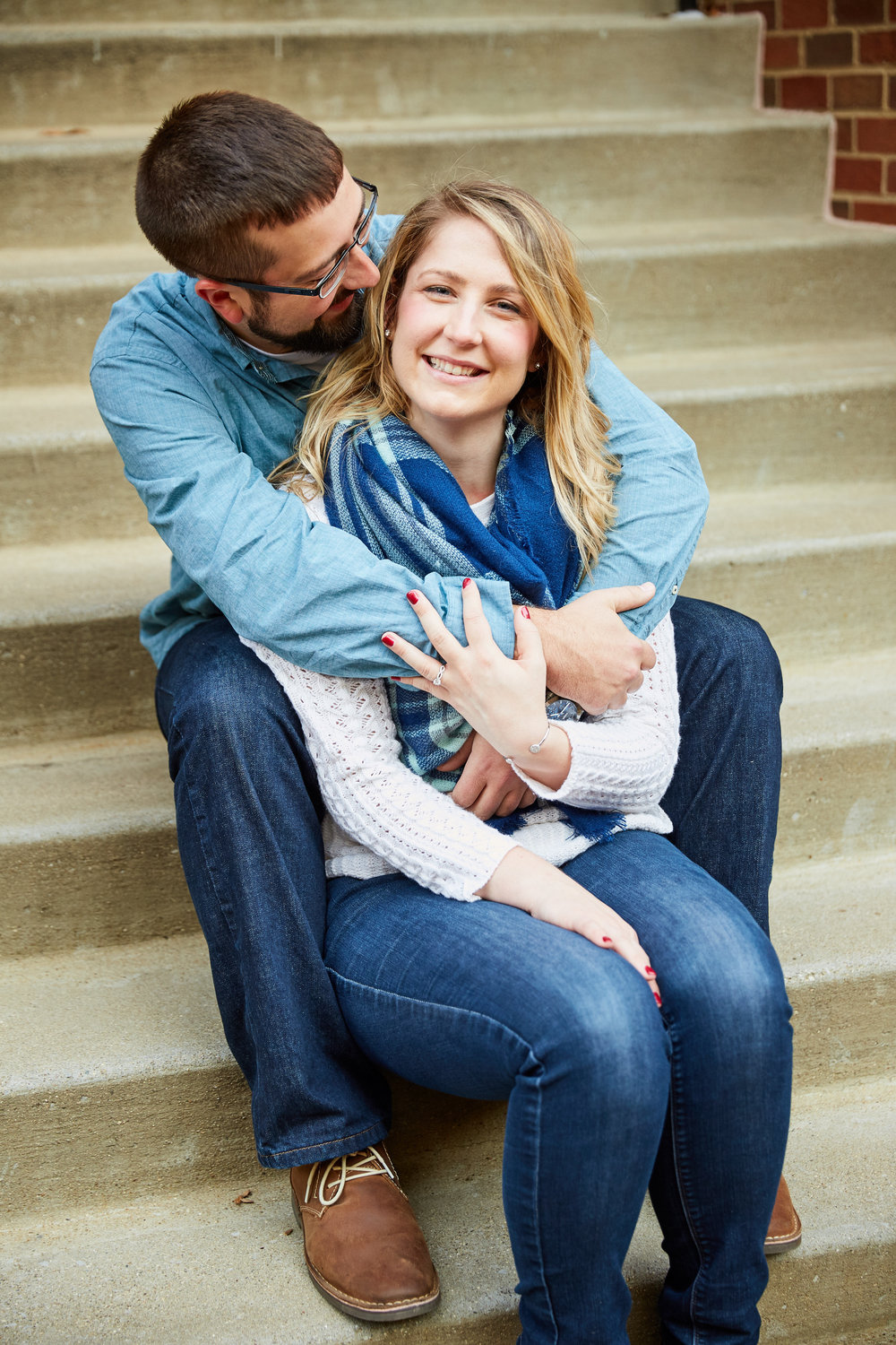 University of Kentucky Lexington Campus Alumni Engagement Photos by St Louis Wedding Photographers Oldani Photography 0 031.jpg