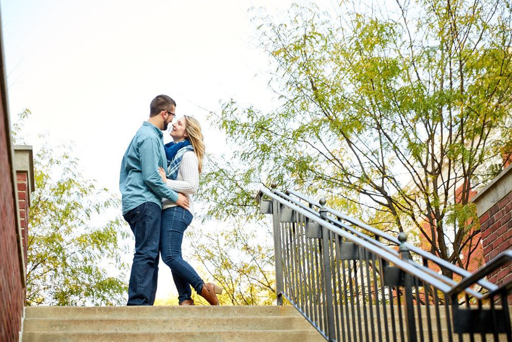 University of Kentucky Lexington Campus Alumni Engagement Photos by St Louis Wedding Photographers Oldani Photography 0 035.jpg