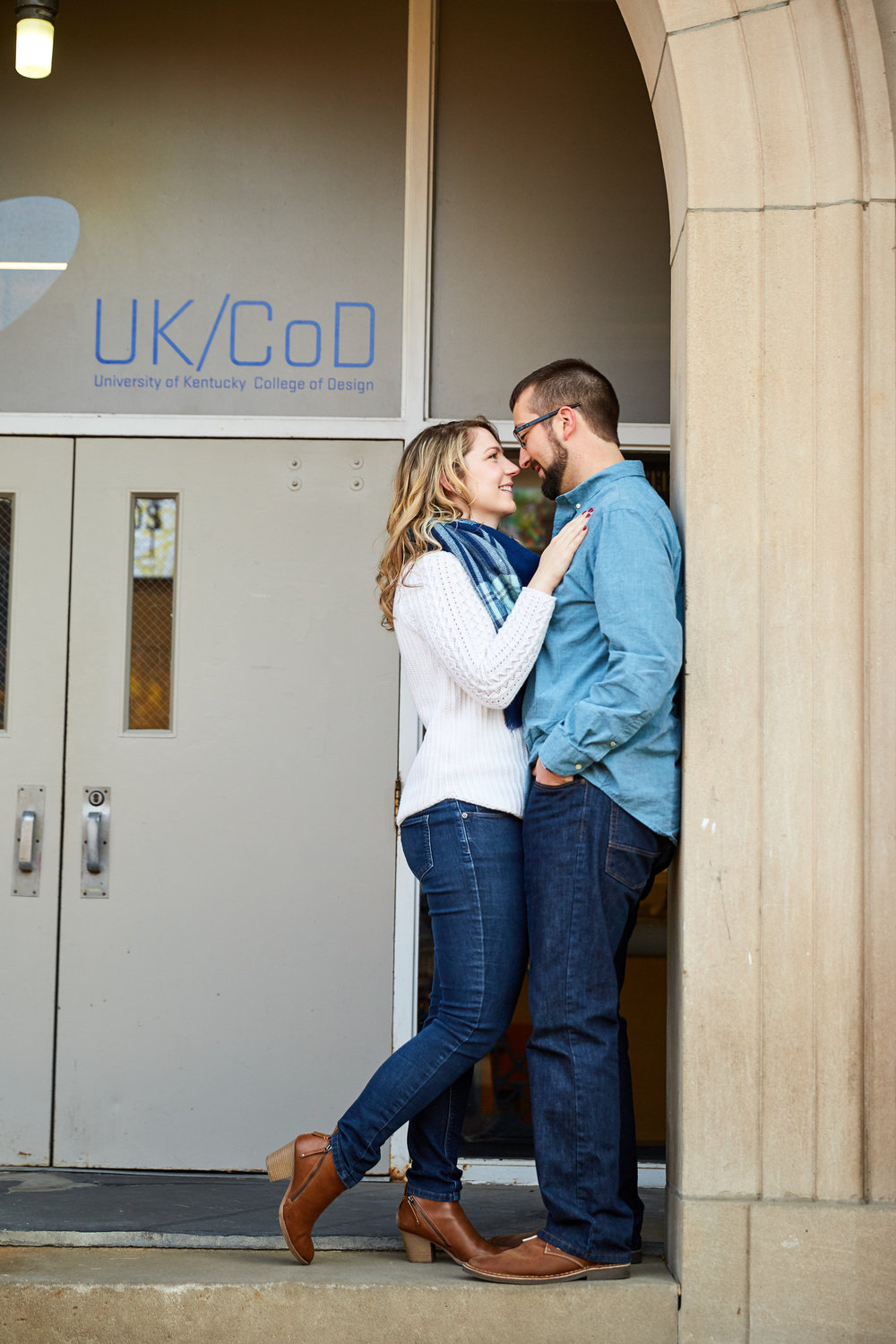 University of Kentucky Lexington Campus Alumni Engagement Photos by St Louis Wedding Photographers Oldani Photography 0 046.jpg
