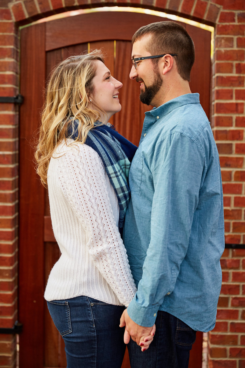 University of Kentucky Lexington Campus Alumni Engagement Photos by St Louis Wedding Photographers Oldani Photography 0 050.jpg