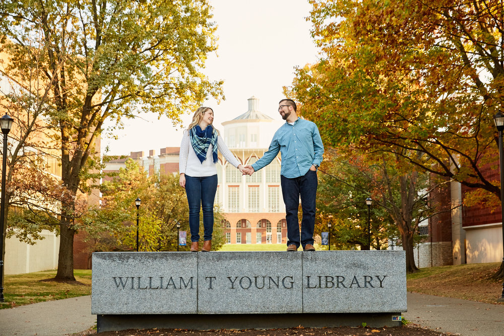 University of Kentucky Lexington Campus Alumni Engagement Photos by St Louis Wedding Photographers Oldani Photography 0 055.jpg