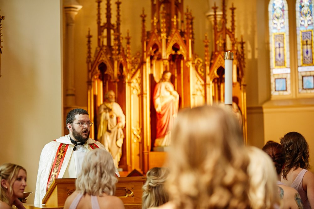 Immaculate Conception Wedding and Windows on Washington Reception Photos and Photographs by St Louis Wedding Photographers Oldani Photography 64.jpg