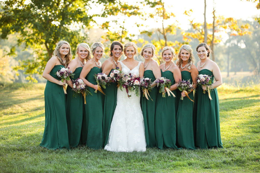 St James Wedding in Millstadt IL and St Clair Country Club Reception by St Louis Wedding Photographers and Videographers Oldani Photography
