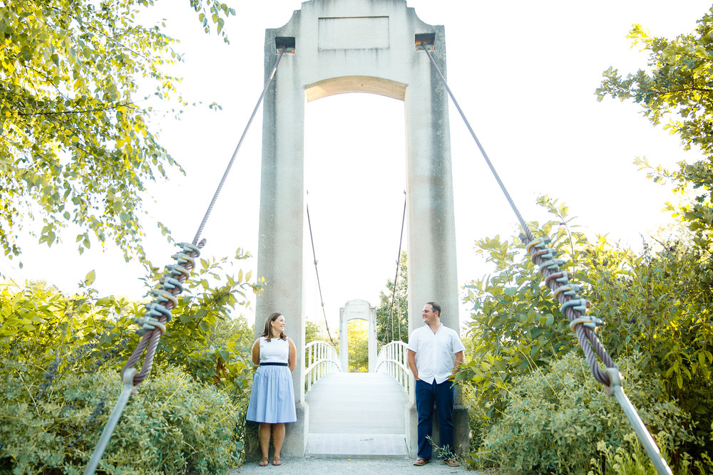 Dogtown and Forest Park Engagement Photos by St Louis Wedding Photographers and Videographers Oldani Photography