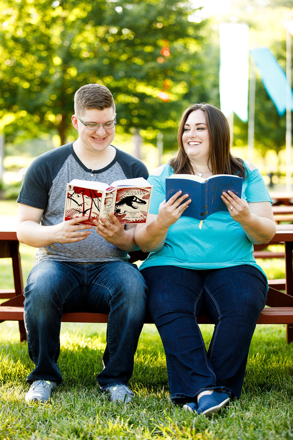 Busch Stadium and Forest Park Engagement Photos by St Louis Wedding Photographers and Videographers Oldani Photography 14.jpg