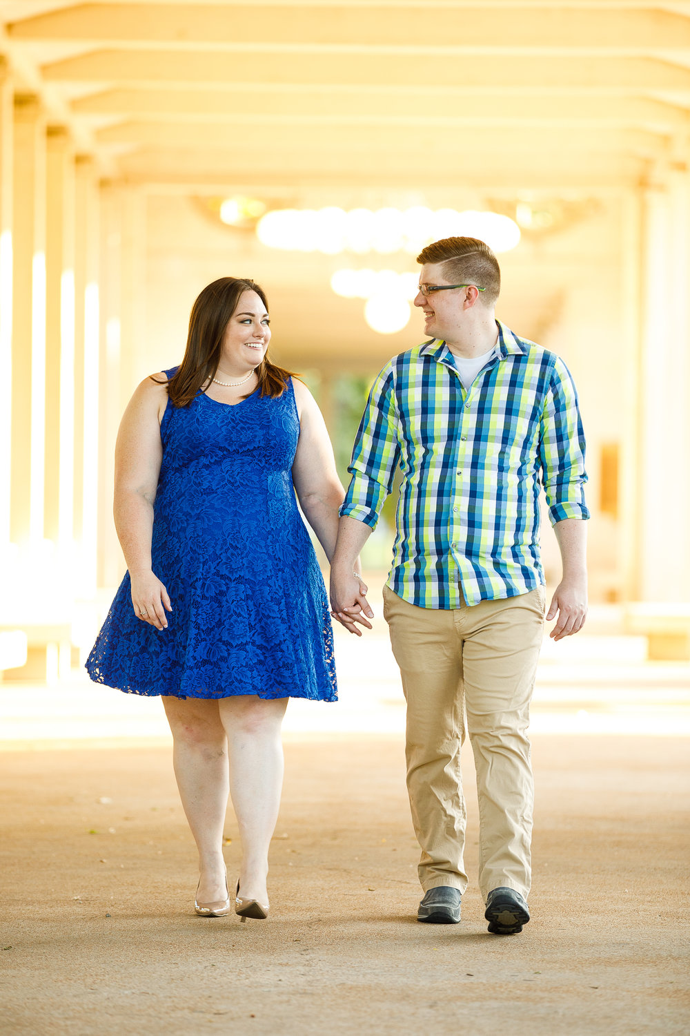 Busch Stadium and Forest Park Engagement Photos by St Louis Wedding Photographers and Videographers Oldani Photography 24.jpg
