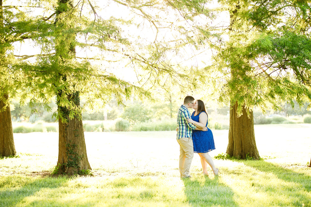 Busch Stadium and Forest Park Engagement Photos by St Louis Wedding Photographers and Videographers Oldani Photography 28.jpg