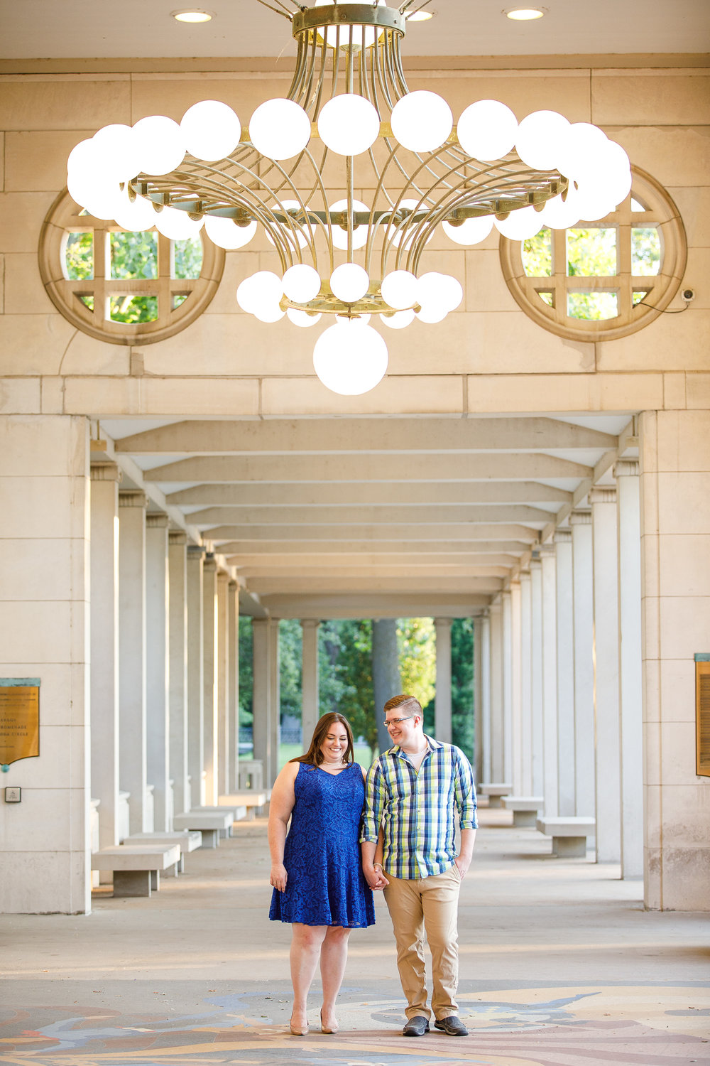 Busch Stadium and Forest Park Engagement Photos by St Louis Wedding Photographers and Videographers Oldani Photography 33.jpg