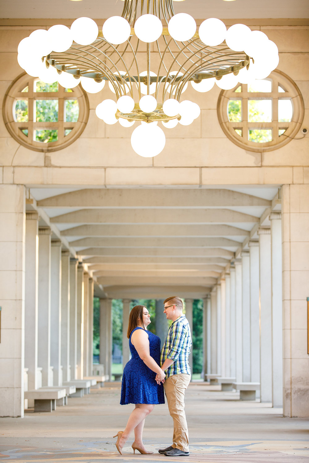 Busch Stadium and Forest Park Engagement Photos by St Louis Wedding Photographers and Videographers Oldani Photography 35.jpg