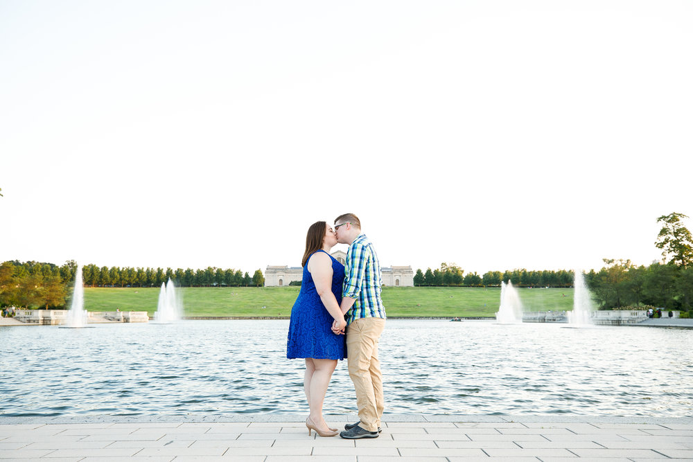 Busch Stadium and Forest Park Engagement Photos by St Louis Wedding Photographers and Videographers Oldani Photography 37.jpg
