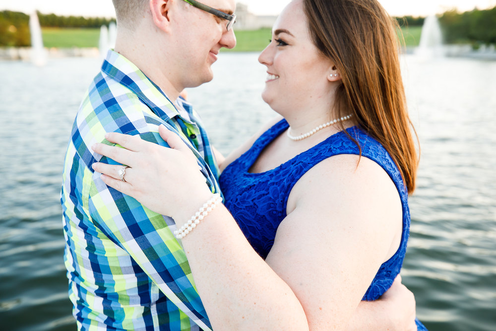 Busch Stadium and Forest Park Engagement Photos by St Louis Wedding Photographers and Videographers Oldani Photography 38.jpg