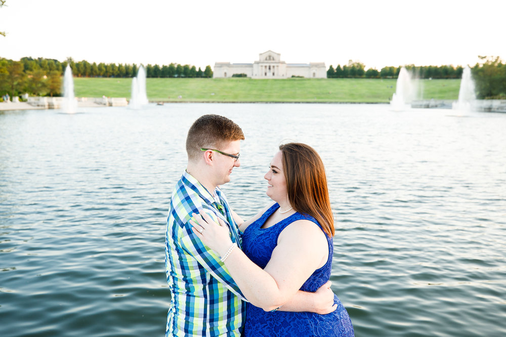Busch Stadium and Forest Park Engagement Photos by St Louis Wedding Photographers and Videographers Oldani Photography 39.jpg